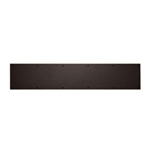 View detail information about 'Oil-rubbed Bronze 8 x 40 Aluminum Kick Plate' - Kick Plates